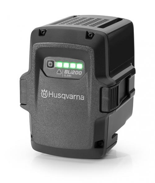 Výrobek Husqvarna akumulátor (baterie) Li-ion BLi 200, 36V, 5,2 Ah, 187 Wh + doprava ZDARMA !
