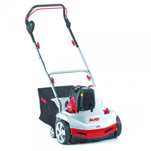 Výrobek Benzínová travní fréza AL-KO Combi Care 38 P Comfort s košem 3 v 1 (provzdušňovač, vertikutátor, vertikulátor) - AKCE + zdarma doprava !