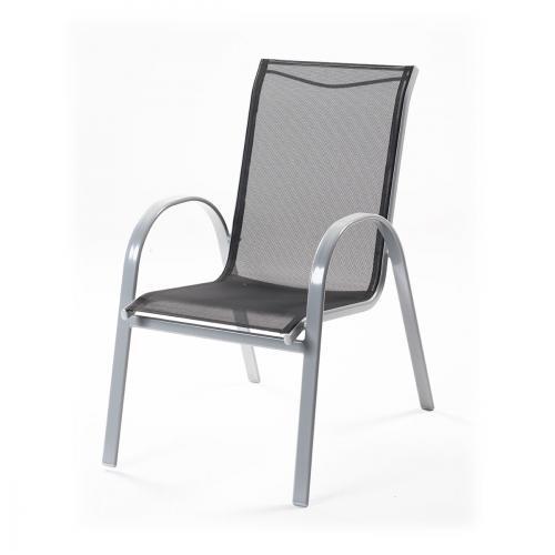 Výrobek Creador Vera Basic - hliníková stohovatelná židle 74 x 56 x 94 cm