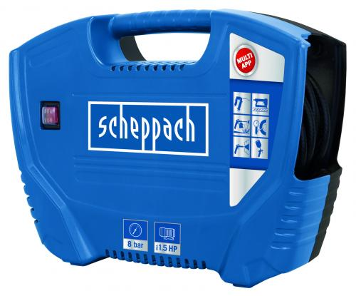 Výrobek Scheppach Air Force 3 - bezolejový kompresor - SLEVA !