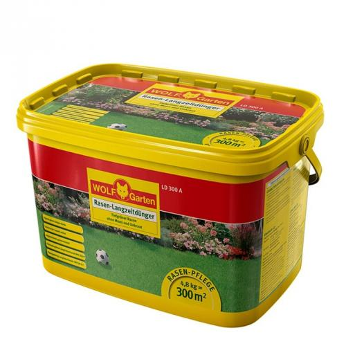 Výrobek Trávníkové hnojivo dlouhodobé - LD 300 A