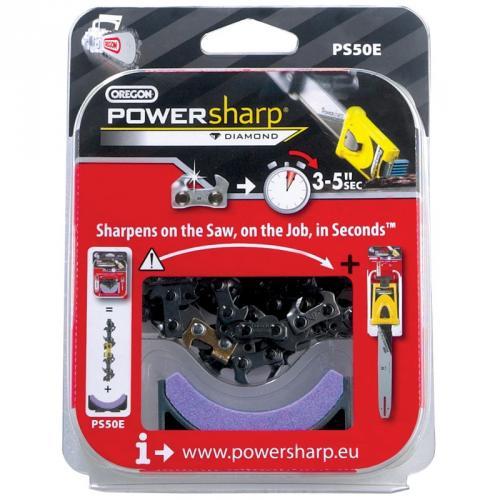 Výrobek Oregon řetěz PowerSharp PS53E + brousící kámen