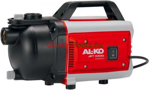 Výrobek Zahradní čerpadlo AL-KO JET 3300 (povrchové) - AKCE + ZDARMA doprava !