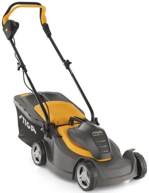 Výrobek Elektrická zahradní sekačka na trávu Stiga Collector 39 E - SLEVA + ZDARMA doprava !