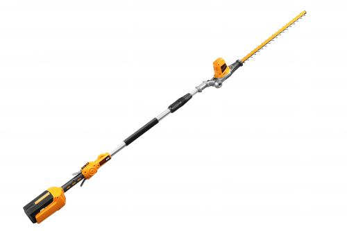 Výrobek Riwall RAPH 5240 aku plotostřih s dlouhým dosahem 40 V (bez baterie a nabiječky)