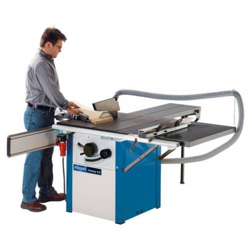 Výrobek Scheppach Precisa 4.0 - stolová pila 400 V + ZDARMA doprava !