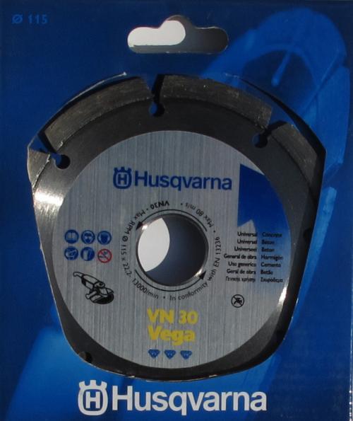Výrobek Husqvarna řezný diamantový kotouč VEGA VN30 D115 5430673-18