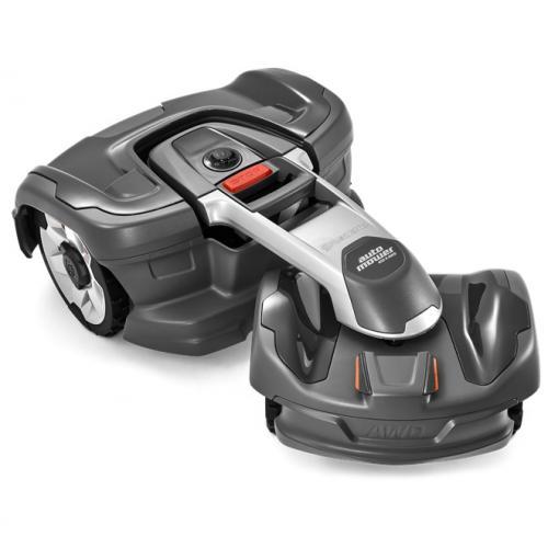 Automower Husqvarna 435X AWD automatická robotická sekačka - AKCE - SLEVA na předváděcí model !