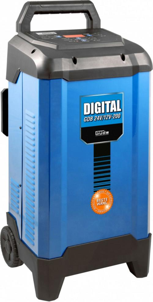 Výrobek Automatická nabíječka baterií GDB 200 AKCE PODZIM/ZIMA