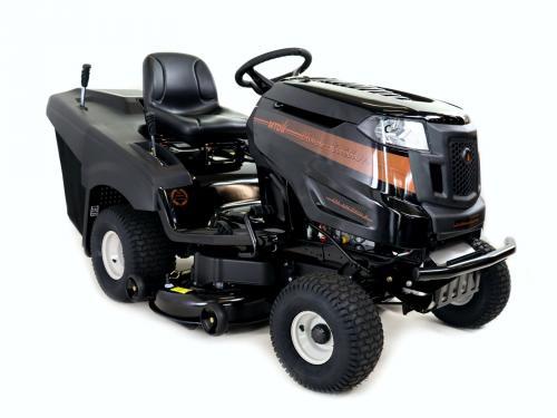 Zahradní traktor MTD Black Line 275/106 Twin H (hydrostat, koš 360 L, motor Briggs Stratton 22 HP) - SLEVA + DOPRAVA ZDARMA !