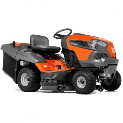 Výrobek Zahradní sekací traktor Husqvarna TC 238T s košem (2-válec BriggsStratton Intek, hydrostat) - SKLADEM !