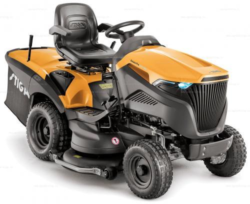 Výrobek Zahradní traktor Stiga Estate Pro 9102 XWSY 4WD (motor Honda GXV 690) + ZDARMA BONUSY a DOPRAVA !