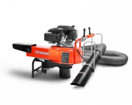 Výrobek WEIBANG WB LV50K průmyslový vysavač zahradního odpadu (motor Kawasaki 6 HP) - SLEVA + ZDARMA doprava !