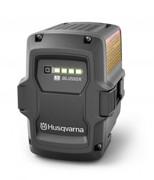 Výrobek Baterie HUSQVARNA BLi200X s vysokou kapacitou + ZDARMA doprava !