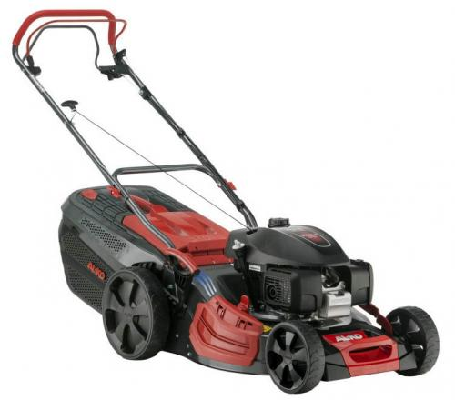 Výrobek Benzínová sekačka na trávu AL-KO Premium 520 SP-H 4v1 (motor Honda GCV 170 Easy Start, šasí Highline) + ZDARMA doprava !