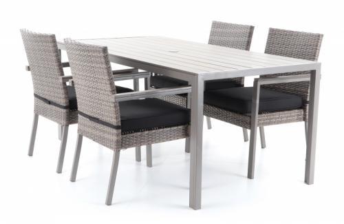 Výrobek Zahradní stolová sestava Vega OTAVA SET 4 (stůl a 4 židle)