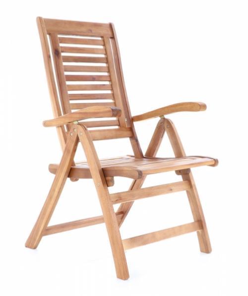 Výrobek Židle VeGA KING (akátové dřevo)
