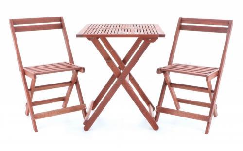Výrobek MERANTI Kréta set (exotické dřevo Meranti)