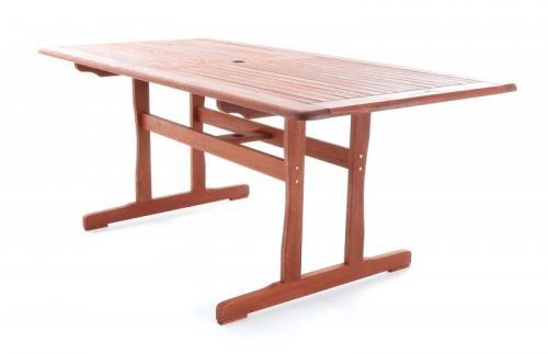 Výrobek Stůl MERANTI VICTORIA (exotické dřevo Meranti)