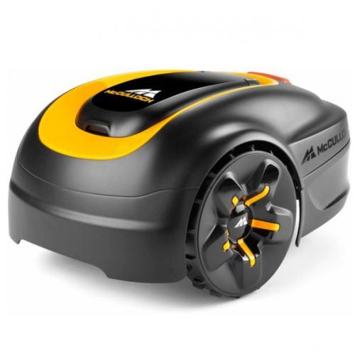 Výrobek McCulloch ROB S 600 robotická sekačka od koncernu Husqvarna - super CENA + pošleme ZDARMA (jednoduchá instalace) !!!