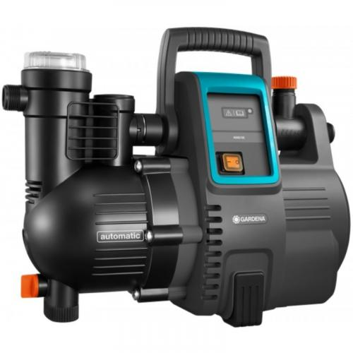 Výrobek GARDENA Domácí vodní automat 4000/5 E Comfort 1758-20 Prodloužená záruka na 3 roky !!!