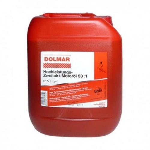 Výrobek DOLMAR olej 2-takt 1:50 5l 980008118