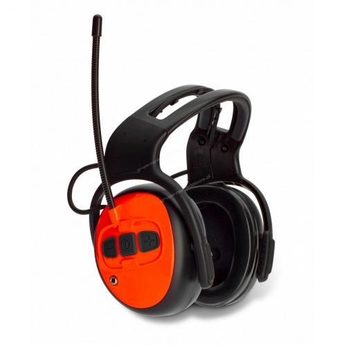 Výrobek Husqvarna chrániče sluchu s FM rádiem - SLEVA - AKCE !