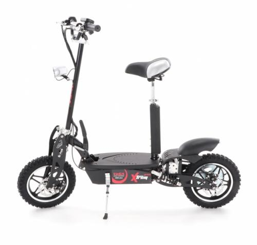 Výrobek Elektrický scooter VeGA Xtrem CROSS 1000W PLUS 36V 16Ah (plné zavěšení, jednopákové upínání) - SLEVA + dotovaná doprava !