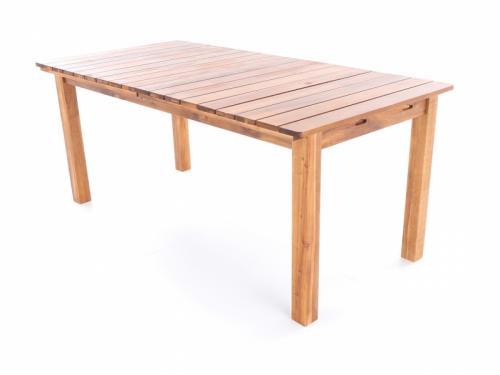 Výrobek Stůl TORINO VeGA (z exotického dřeva akácie) - SKLADEM !