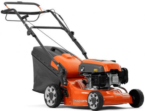 Výrobek Husqvarna LC 140 SP benzínová zahradní sekačka na trávu s pojezdem (motor Husqvarna 123 cm3) - SLEVA + dotovaná doprava !