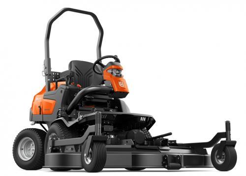 Výrobek Zahradní hybridní rider Husqvarna P535HX pohon elektromotory (bez žacího)