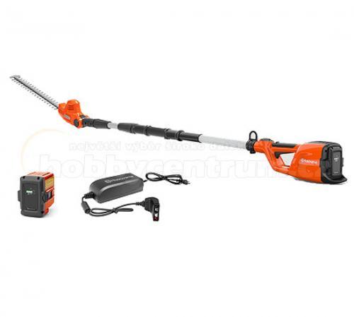 Výrobek Akumulátorový plotostřih Husqvarna 120 iTK4 - HK4 kit (včetně baterie a nabíječky)