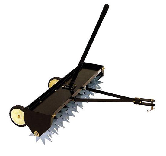 Výrobek AF 346 - tažený travní provzdušňovač 102 cm