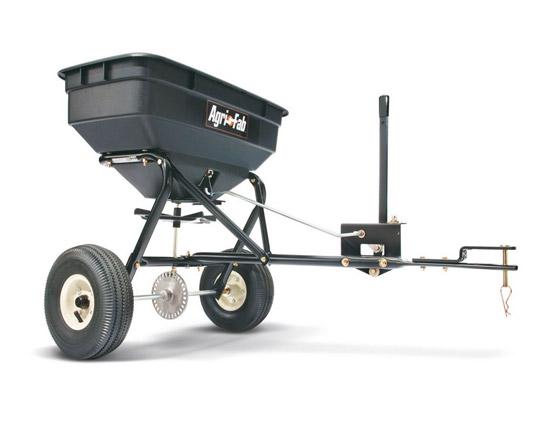 Výrobek AF 2151 - tažené rozmetadlo na granulát a hnojivo + ZDARMA doprava !