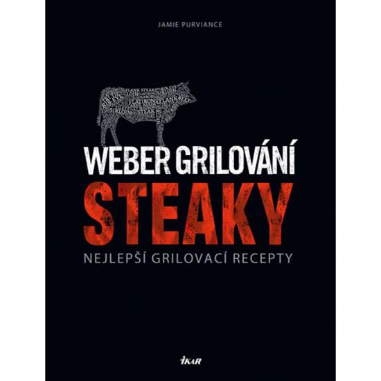Výrobek Weber kniha grilování: Steak CZ