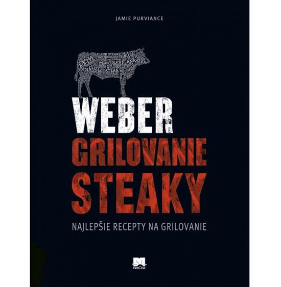 Výrobek Weber kniha grilování: Steak SK