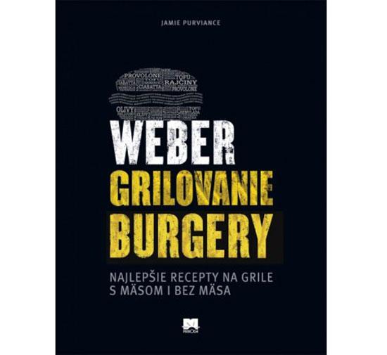 Výrobek Weber kniha grilování: Burger SK