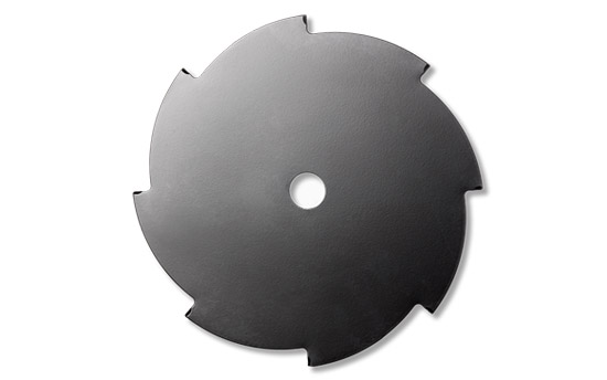 Výrobek McCulloch TRAVNÍ KOTOUČ 8 ZUBŮ, 25mm, 255mm