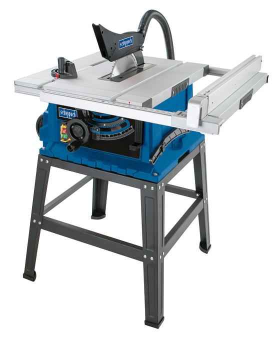 Výrobek Scheppach HS 105 - elektrická stolová pila - SLEVA + ZDARMA doprava !