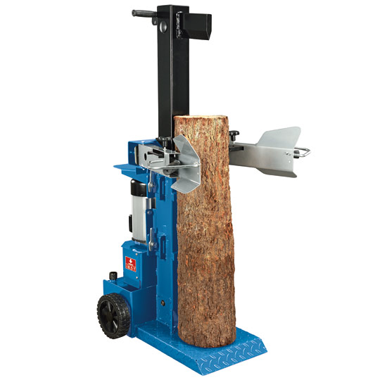Výrobek Scheppach HL 850 - vertikální štípač dřeva / štípačka na dřevo 8 t 400 V