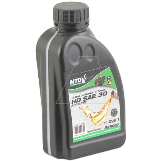 Výrobek MTD Motorový olej 0,6 l SAE30 HD