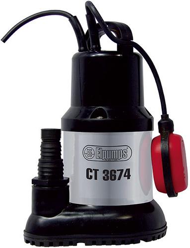 Výrobek Elpumps CT 3674 univerzální ponorné kalové čerpadlo - SKLADEM + ZDARMA doprava !
