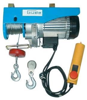 Výrobek Elektrický lanový naviják GSZ 300/600 Güde