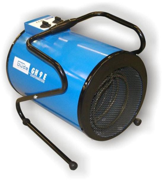 Výrobek Elektrický přímotop Güde GH 9 E 85104 - SLEVA !