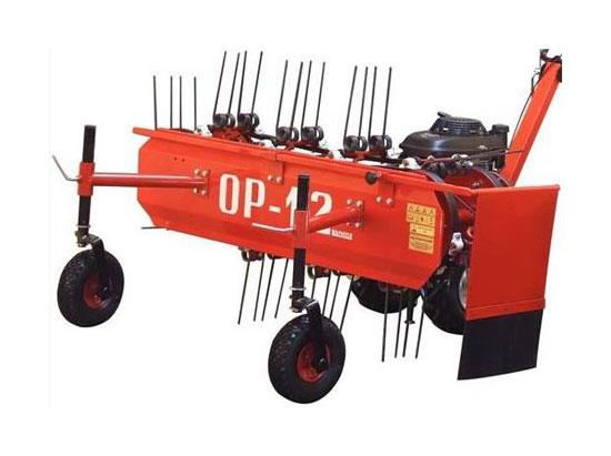 Výrobek Vari Obraceč píce pásový OP-1.2 šířka 120 cm kola BANTAM