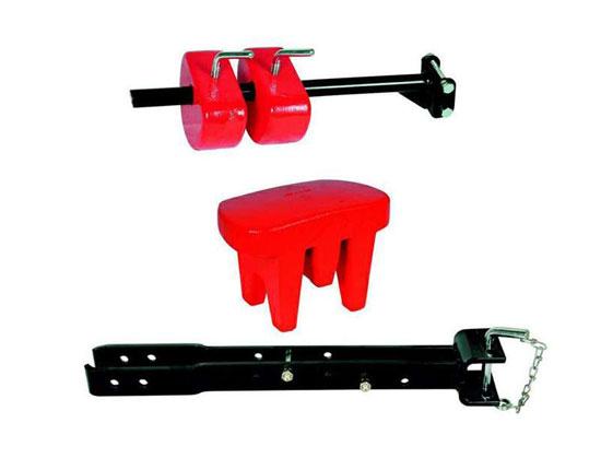 Výrobek Vari Zařízení závěsné BZN-002 - k převodové skříni DSK-317 - kompletní (DSK-317 GLOBAL)