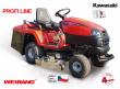 Zahradní a komunální traktory